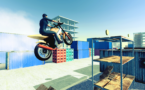 Motocross 3D- screenshot thumbnail