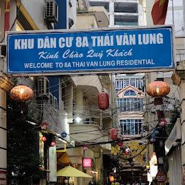 Saigon Japanese Town by Beh Heng Long - City,  Street & Park  Neighborhoods ( hcmc )