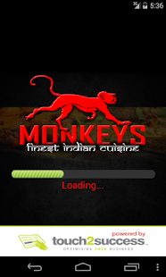 Monkeys Wimbledon - screenshot