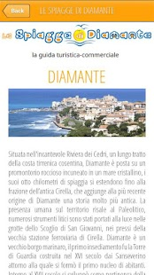 Le Spiagge di Diamante - screenshot