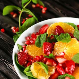 Orange Pomegranate Salad Recipes