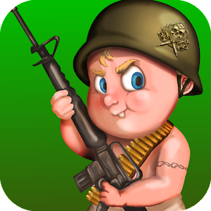 Natural Born Soldier : fun FPS
