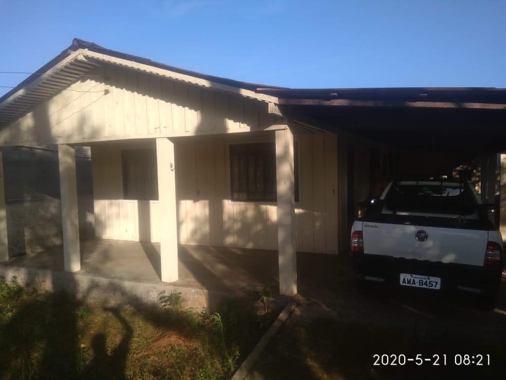Casa com 5 dormitórios à venda, 63 m² por R$ 95.000 - Brandalize - Itapoá/SC