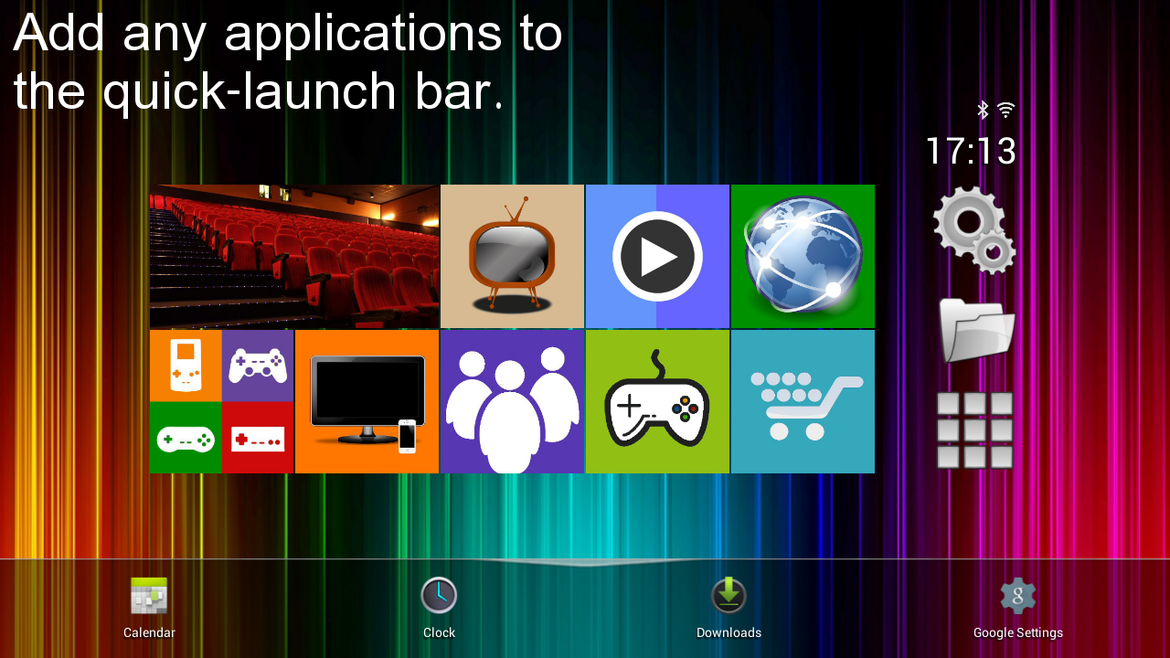 Top TV Launcher Screenshot 5