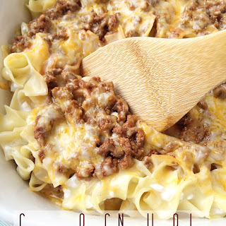 Creamy Ground Beef And Noodles Recipes
