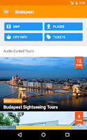 Screenshot of Budapest