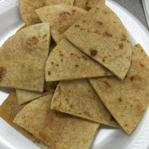LVHS Sweet tortilla Chips