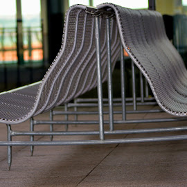 Banco Metal II by Isa Pat - Artistic Objects Furniture