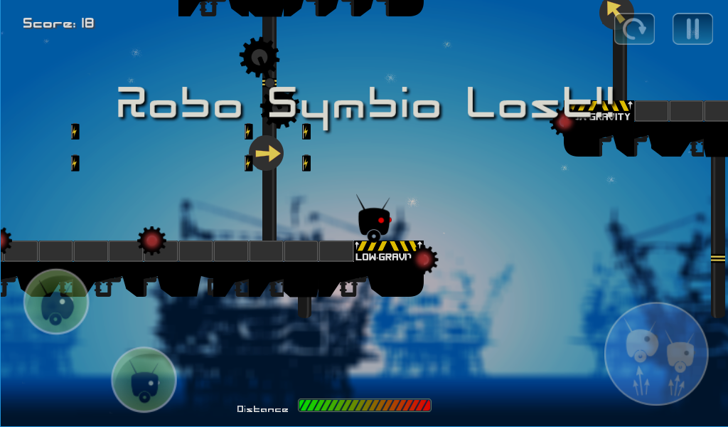 Robo Symbio Screenshot 3
