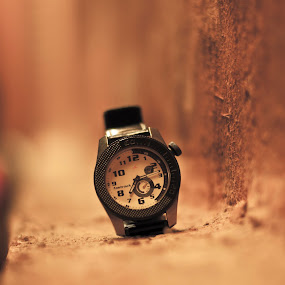 Fastrack Watch  by Sudheer Hegde - Artistic Objects Other Objects ( time, color, watch, 50mm, focus, sudheer, nikon )
