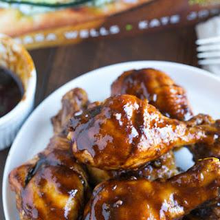 Balsamic Vinegar Honey Chicken Drumsticks Recipes