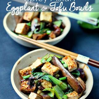 Asian Eggplant Tofu Recipes