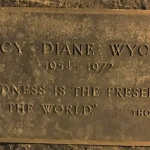 Nancy Diane Wyckoff 1954 - 1972