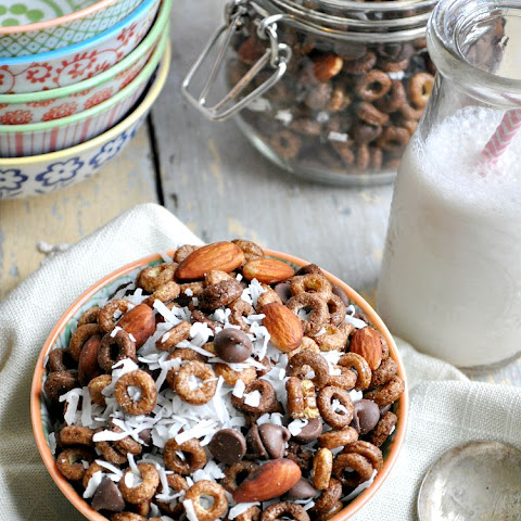 Almond Joy Snack Mix