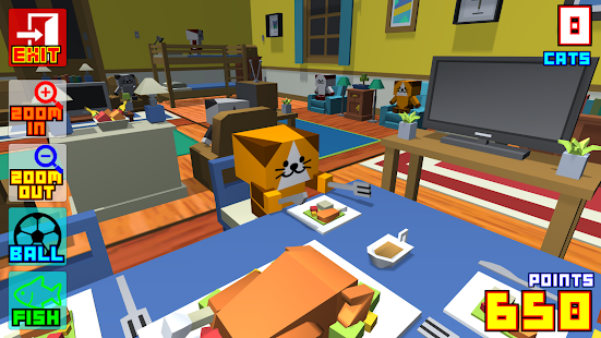 Cat BangBang 3D - screenshot
