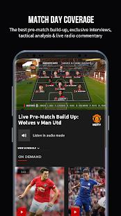 MUTV – Manchester United TV for pc
