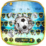 Football Royal keyboard Theme Icon