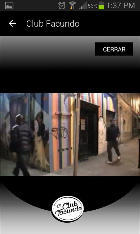 The Club Facundo Screenshot 1