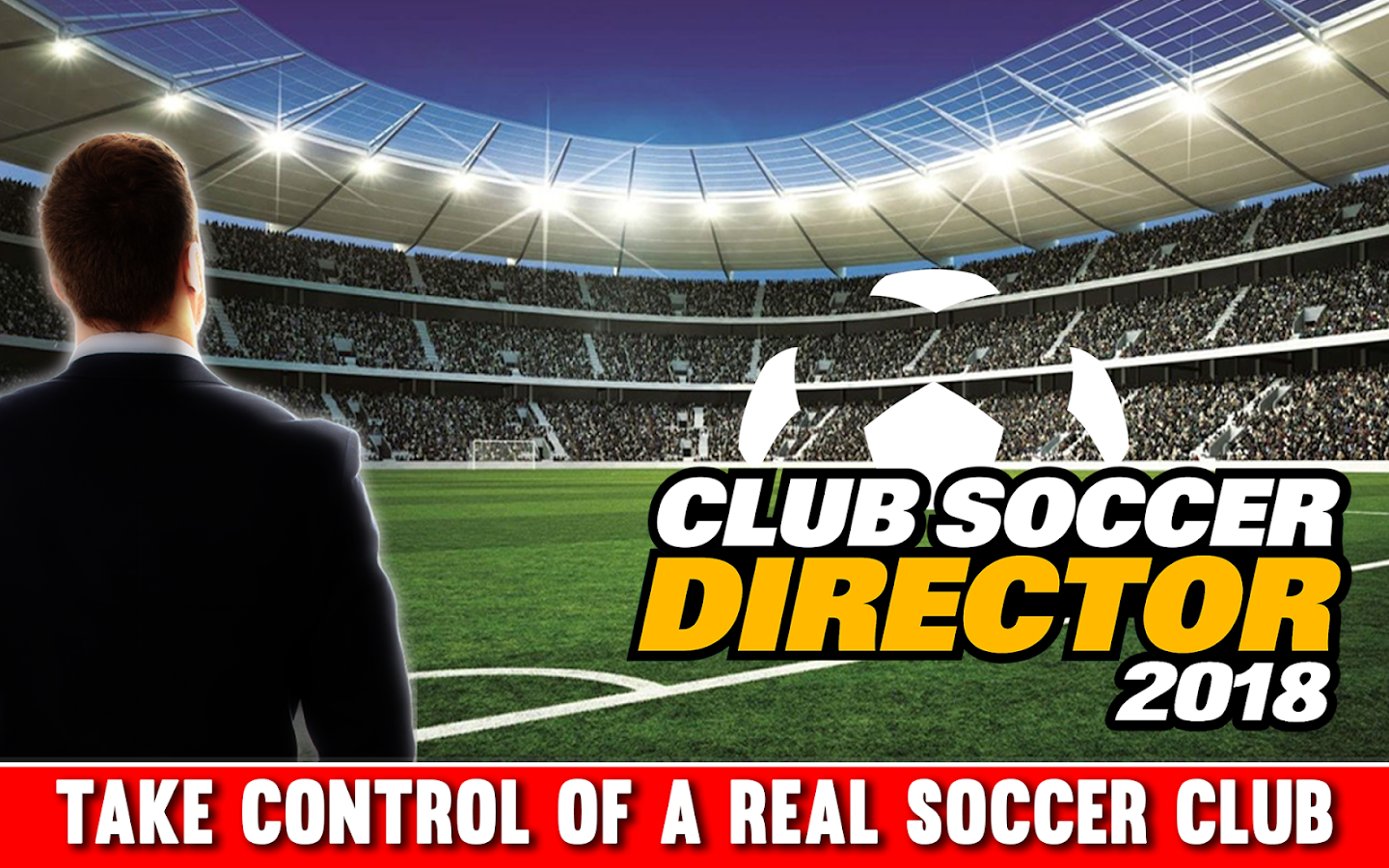 Club Soccer Director - Soccer Club Manager Sim Screenshot
