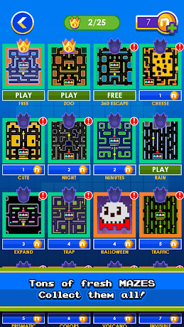 PAC-MAN 6.3.2 (Mod Tokens / Unlocked)