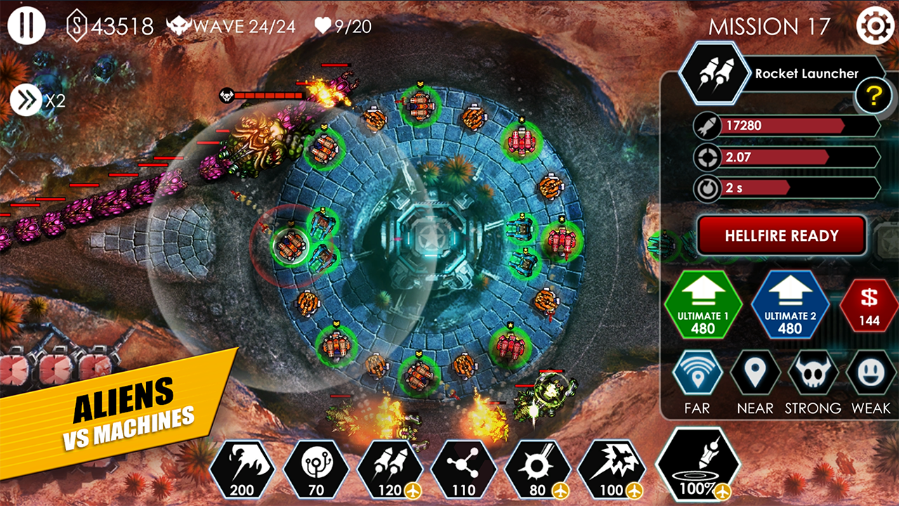 Tower Defense: Invasion HD Screenshot 5