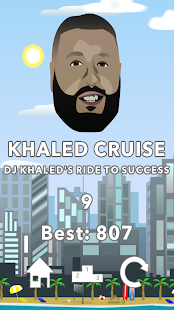 Khaled Cruise - screenshot