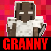 Granny horror map for Minecraft icon