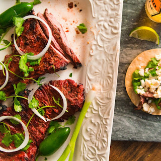 Beer Carne Asada Recipes