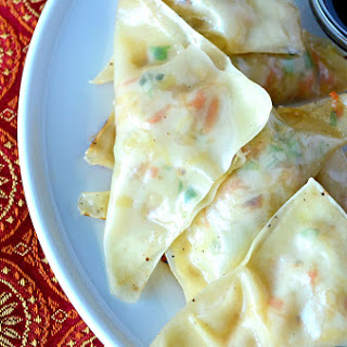 Vegetable Potstickers Recipes