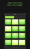 Screenshot of Trap Drum Pads 24