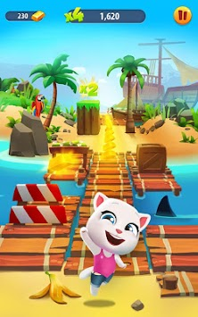 Talking Tom Gold Run APK screenshot thumbnail 12