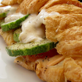 Mayolicious by Kapil Shendge - Food & Drink Cooking & Baking ( mayonese, spicy, cafe, croissants, ccd,  )