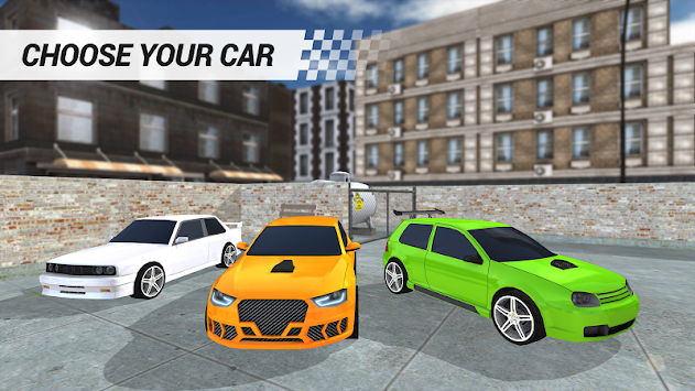PARKING SPEED CAR APK screenshot thumbnail 3