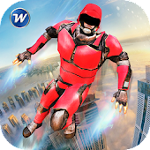 Game Superhero Robot City Battle apk for kindle fire