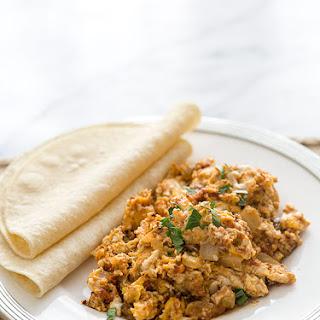 Mexican Chorizo Eggs Recipes