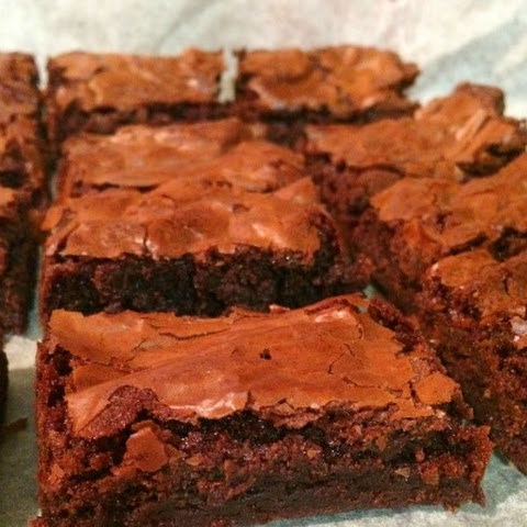 Amazingly Easy Nutella Brownies