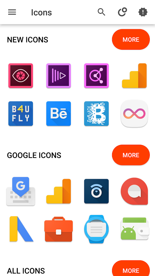 KMZ - Material Iconography Screenshot 1