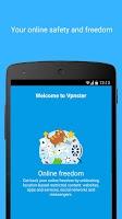 Screenshot of Vpnster: VPN for Android