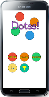 Dotss! - An Addictive Game - screenshot
