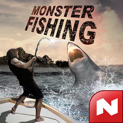Monster Fishing 2019 APK Cracked Download