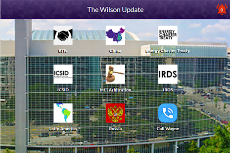 The Wilson Update - screenshot