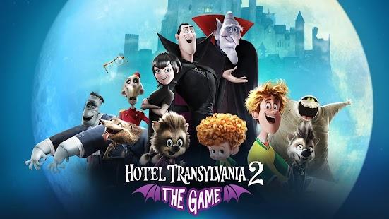 Descargar Hotel Transylvania 2 Apk Full Para Android