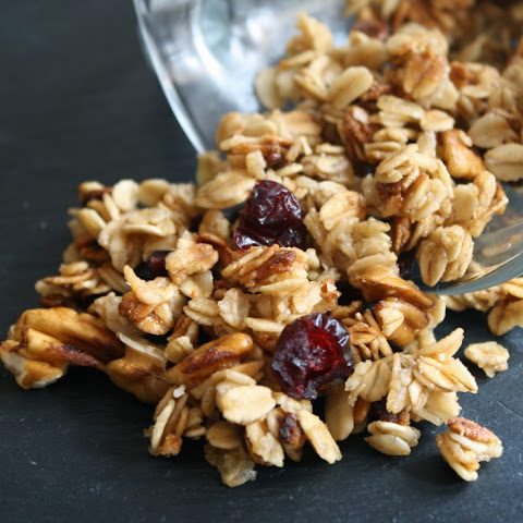 5-Minute, 5-Ingredient Microwave Mug Granola