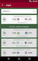 Screenshot of Fluminense SporTV
