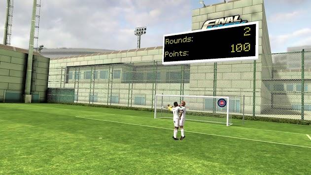 Final Kick VR apk screenshot