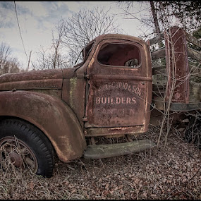 by Bruce Martin - Transportation Automobiles