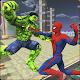 Monster Hero vs Flying Spider City Battle