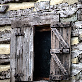 Open that window  by Jackie Eatinger - Buildings & Architecture Architectural Detail (  )