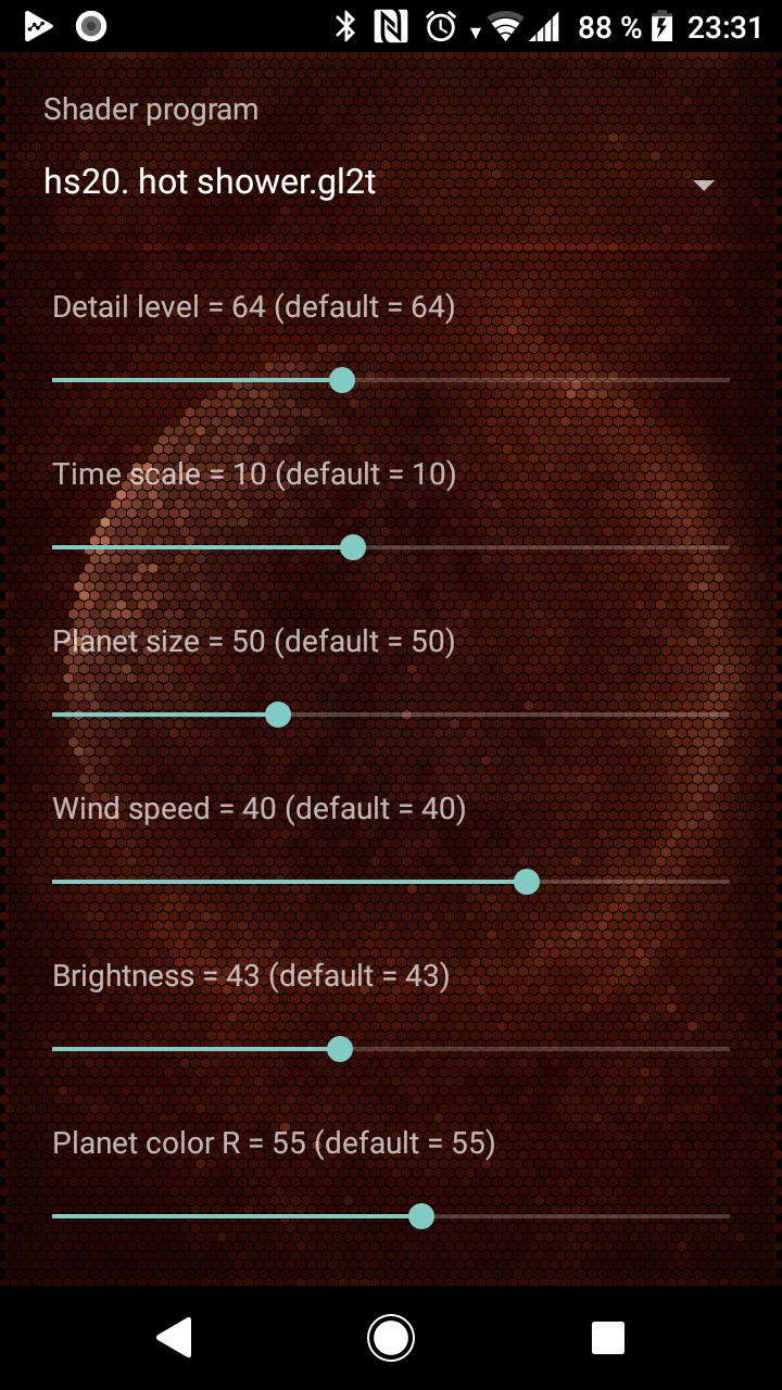 HexShaders Premium Screenshot 5