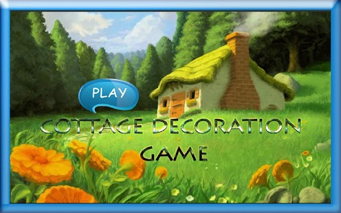Cottage Decoration Game- screenshot thumbnail